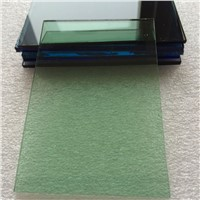 Super Quality 1 Mm Color Float Glass Sheet