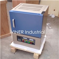 1200C High Temperature Energy-Saving Muffle Furnace (Heated by Ni-Cr Wire)