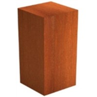 Corten Steel Planter, Stainless Steel Flowerpot