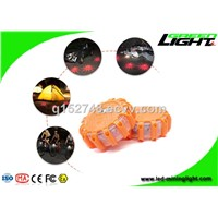 Vehicle LED Hazard Warning Light, Car USB Rechargeable Magnetic Hook Road Emergency Disc Roadside