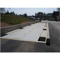 3X24m Electronic Truck Scale Weighbridge Factory