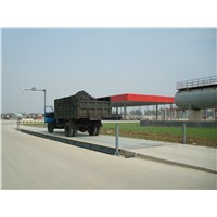 80t Steel Structure Deck Weighing Truck Scale from China