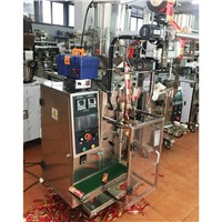 Automatic Liquid Tomato Paste Filling & Sealing Packing Machine