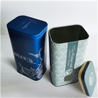 the Customize Biscuits Tin Box, Food Metal Packaging, Customizd Packaging Box, Tea Box