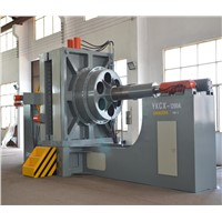 Hydraulic SS Flexible Corrugated / Convoluted Hose Making Machine