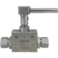 HYDR-STAR BV15MF4A Ball Valve Pneumatic