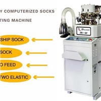 Efficient Socks Knitting Machine