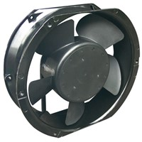 AC Brushless Round Exhaust Cooling Fan
