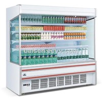 Commercial Multi-Deck Open Display Chiller/ Showcase Refrigerator