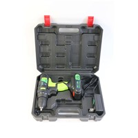 12V Electric Drill Lithium Battery Cordless Electric Screwdriver Drill Power Tools FK-21V-P