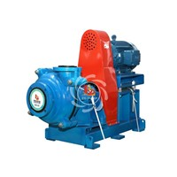 Horizontal Centrifugal Heavy Duty Slurry Mining Pump with Rubber Liner