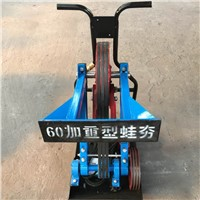 Construction Machine Compaction Frog Vibrating Rammer Frog Vibrator Rammer Machine Concrete Vibrator Frog Rammer