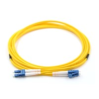 FTTH Jumper SC/UPC to SC/UPC Single-Mode 1 Cord Fiber Optic Patch Cord