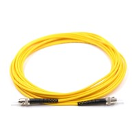3M 5M 10M Simplex Fiber Optic Jumper LC/UPC to SC/APC Patch Cord