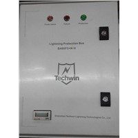 20 Years Warranty TVSS 400kA Class B Surge Protection Device SPD TUV Certificated for Three-Phase 380V AC System