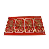 3 Layer Digital Printed Circuit Board