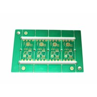 4 Layer of Castellated Holes PCB
