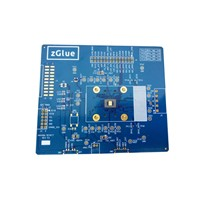 Blue Solder Mask Printed Circuit Board