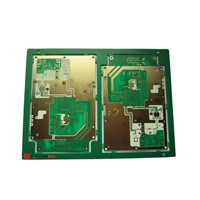 Copper Coin PCB with FR4+RO4350B