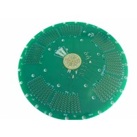 Hard Gold Plating Printed Circuit Board