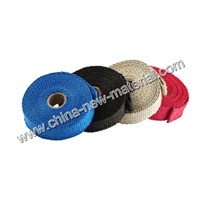 Motorcycle Exhaust Header Heat Wrap Tape for Motorbike