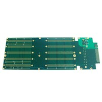 Press Fit Pins Printed Circuit Board