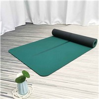 Gymnastics Equipment Gym Exercise Eco Friendly TPE Yoga Mat