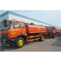 Chengli Speical Automobile 2 Unit Dongfeng Water Sprinkler Truck 10000Liters with Cummins Engine We Ship To Our Customer