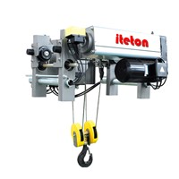European Type Low Headroom Electric Hoist