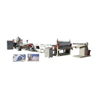 PE Foam Sheet Extrusion Line 2020