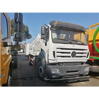 BEIBEN North Benz 8cbm to 12cbm Cubic Meter Vacuum Sewage Suction Truck Septic Tanker Truck Based On Mercedes Benz Techn