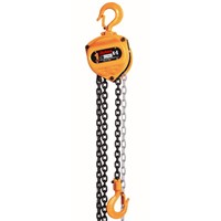Chain Block 3m Lifting Height 0.5 Ton To 50 Ton