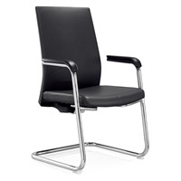 Comfortable Furniture Office Chair with Korean Leather