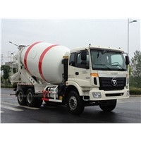 Foton 12cbm Concrete Mixer Truck for Sales