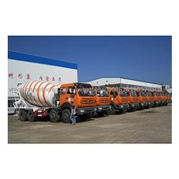 North Benz Beiben 18 Cubic Meter Cbm Concrete Mixer Truck Price