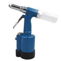 3-Claw Pneumatic Air Hydraulic Pop Rivet Gun Riveter Nail Nut Riveting Tool Industrial Grade