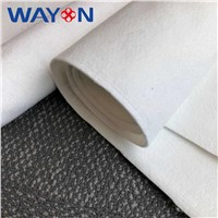 Wayon PTFE Needle Felt Nonwoven Fabricb Filter Media