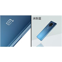 One Plus Blue Game Mobile Phone with Ice