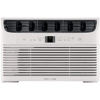 Frigidaire Energy Star 8000 BTU 115V with Windows Mini Compact Air Conditioner with Full Function Remote Control, White