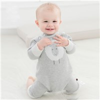 Winter Baby Clothing Infant Sweater Cotton Knitted Baby Jumpsuit Newborn Rompers