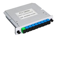 Hot Sale Optical Fiber Splitter PLC Splitter 1*8 SC UPC for Optical Communication System