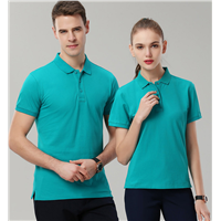 High Quality 100% Cotton OEM Logo Plain Blank Men Polo t Shirt