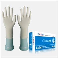 Disposable Powdered Latex Exam Gloves