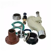 Spare Parts S Valve for Zoomlion/Putzmeister/Sany Concrete Pump