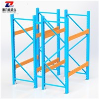 Heavy Duty Steel Warehouse Tyre Racking Sheet Metal Storage Battery Rack