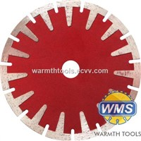 Diamond Saw Blades T-Type Stone Cutting