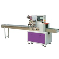 Automatic Flow Sugar Stick Ice Cream Packing Machine for Popsicle