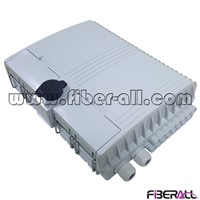Outdoor FDB Box for 1x16 LGX Type Fiber Optic PLC Splitter