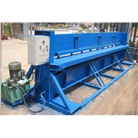 4M Steel Plate Hydraulic Cutting Machine