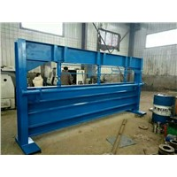 4M Steel Sheet Bending Machine